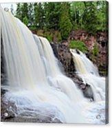 Upper Gooseberry Falls Acrylic Print
