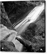 Upper Madison Creek Falls Three Acrylic Print