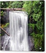 Upper North Falls 3 Acrylic Print