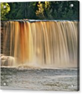 Upper Tahquamenon Falls 6279 Acrylic Print