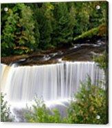 Upper Tahquamenon Falls Acrylic Print