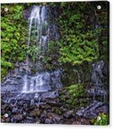 Upper Terrace Falls Acrylic Print