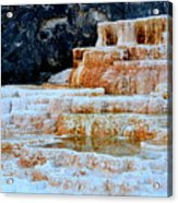 Upper Terraces Acrylic Print