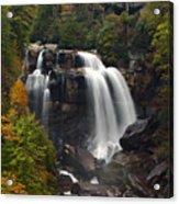 Upper Whitewater Falls - Nc Acrylic Print