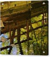 Upside Down Acrylic Print