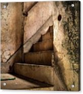 Uptown Stairs Acrylic Print