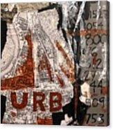 Urb 1 Acrylic Print
