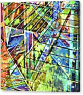 Urban Abstract 115 Acrylic Print
