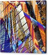 Urban Abstract 157 Acrylic Print
