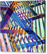 Urban Abstract 258 Acrylic Print