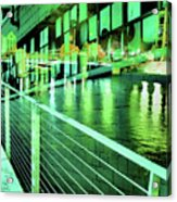 Urban Abstract 339 Acrylic Print