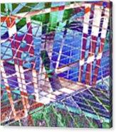 Urban Abstract 411 Acrylic Print