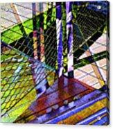 Urban Abstract 466 Acrylic Print