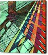 Urban Abstract 472 Acrylic Print