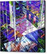 Urban Abstract 476 Acrylic Print