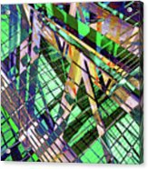 Urban Abstract 500 Acrylic Print