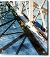 Urban Abstract 706 Acrylic Print