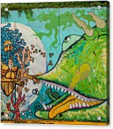 Urban Art 6 Acrylic Print