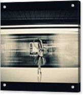 Urban Dance Acrylic Print