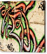 Urban Expression Acrylic Print