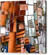 Urban Geometry 1 Acrylic Print