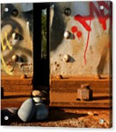 Urban Landscape Acrylic Print
