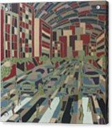 Urban Music Vlll Acrylic Print