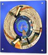 Urban Order Acrylic Print