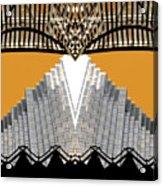 Urban Pyramid Acrylic Print