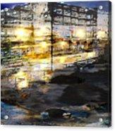 Urban Renovation Acrylic Print