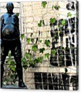 Urban Vines 2 Acrylic Print