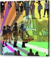 Urbana Acrylic Print