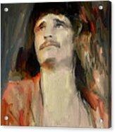 Uriah Heep Portrait Acrylic Print