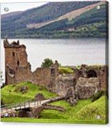 Urquhart Castle I Acrylic Print