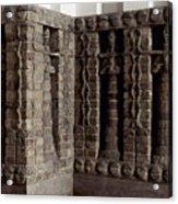 Uruk: Innin Temple Facade Acrylic Print