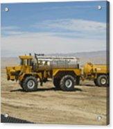 Us #1 Soil Stabilization Company - Envirotac Acrylic Print