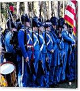 U.s. Army 1845 Acrylic Print