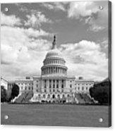 Us Capitol Building Washington Dc Acrylic Print