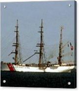 U.s. Coast Guard Eagle Acrylic Print