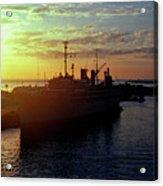 Us Naval Station Mayport Acrylic Print