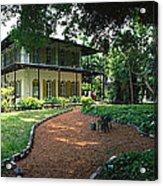 Usa, Florida, Key West, Ernest Acrylic Print