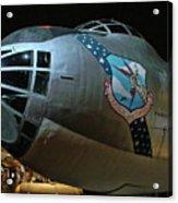 Usaf Museum B-36 Cold War Acrylic Print