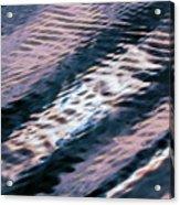 Ushuaia Ar - Ocean Ripples 1 Acrylic Print