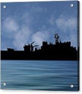 Uss Pearl Harbor 1996 V1 Acrylic Print