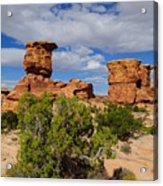 Utah Canyonlands Acrylic Print