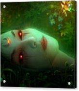Utherworlds Aadyasha Acrylic Print