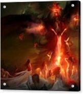 Utherworlds Hellzunas Acrylic Print