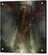 Utherworlds The Clouding Acrylic Print