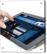Ux-ui Design Services  Acrylic Print