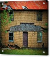 Vacant House Acrylic Print
